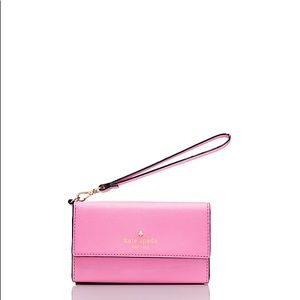 Cedar street iPhone wristlet, new without tags